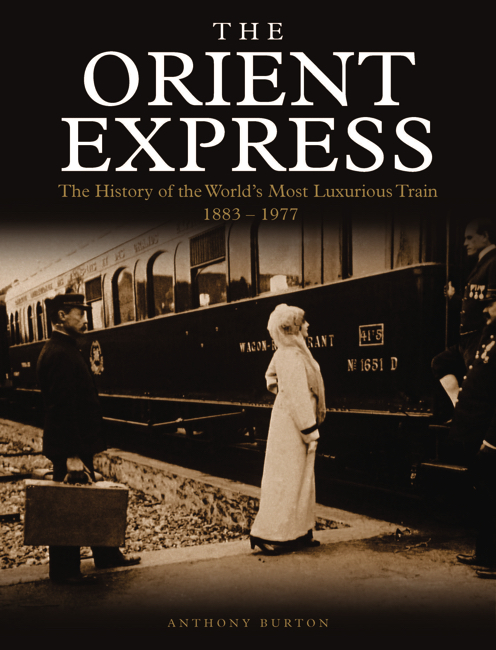 Protected: The Orient Express