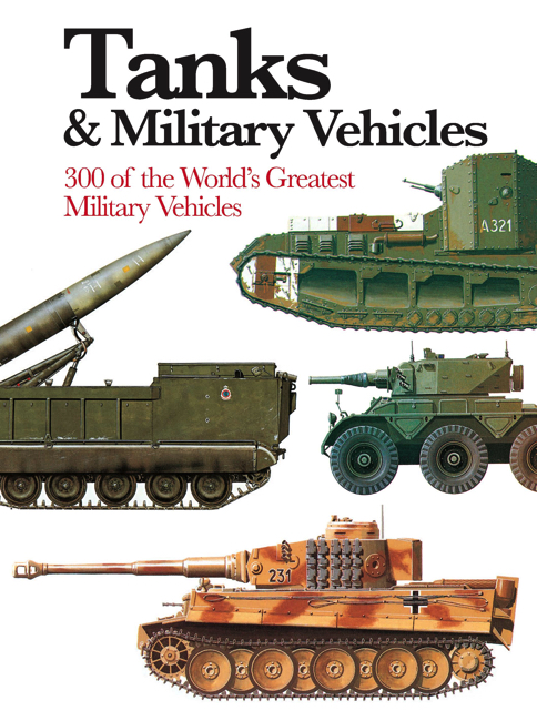 Tanks and Military Vehicles: Mini Encyclopedia