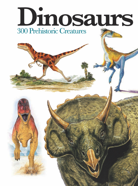 Dinosaurs: Mini Encyclopedia
