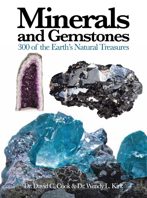 Minerals and Gemstones: Mini Encyclopedia
