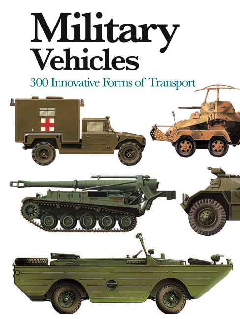 Military Vehicles: Mini Encyclopedia