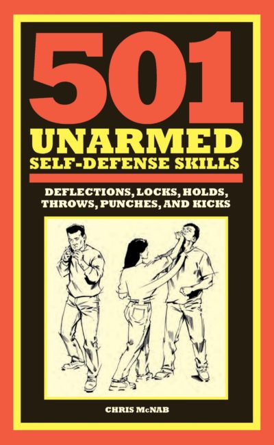 501 Unarmed Self-Defence Skills