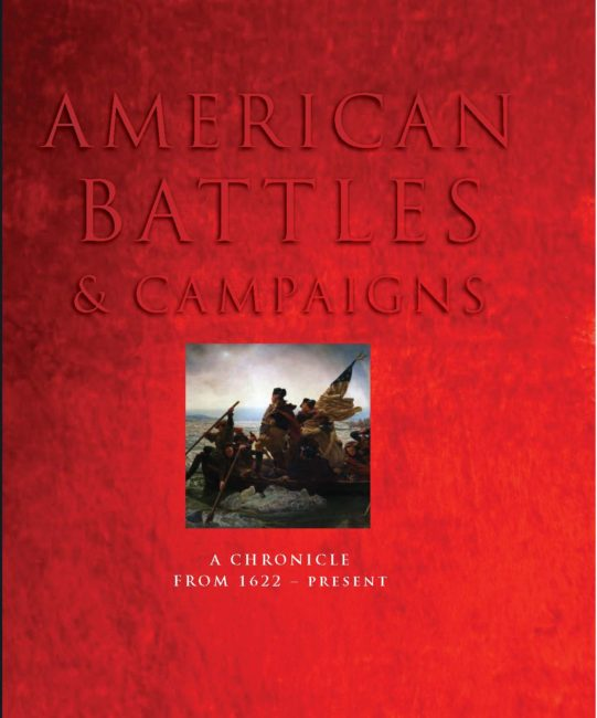 American Battles & Campaigns