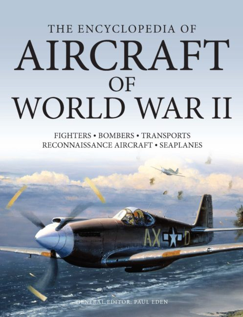 The Encyclopedia of Aircraft of World War II [512pp]