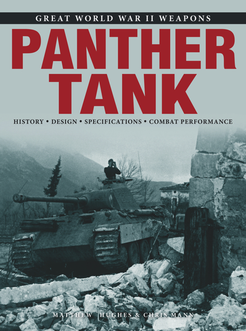 Panther Tank: Great WWII Weapons