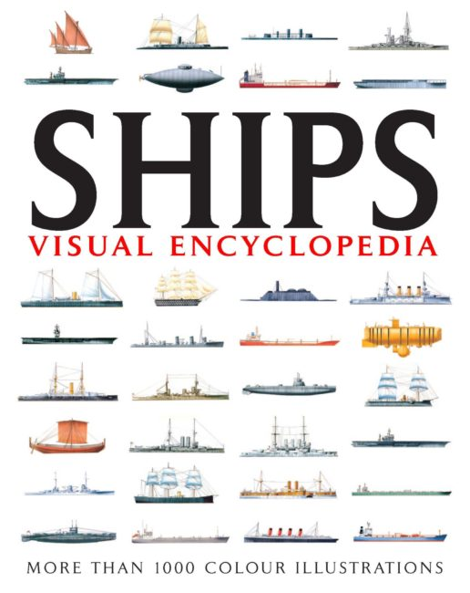Ships: Visual Encyclopedia