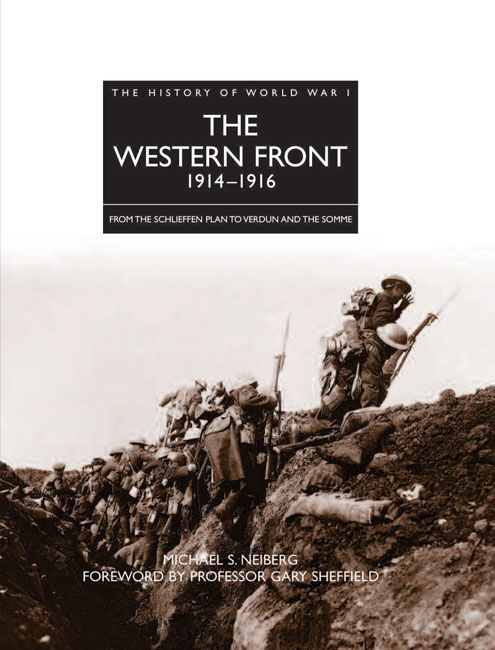 The Western Front 1914-1916