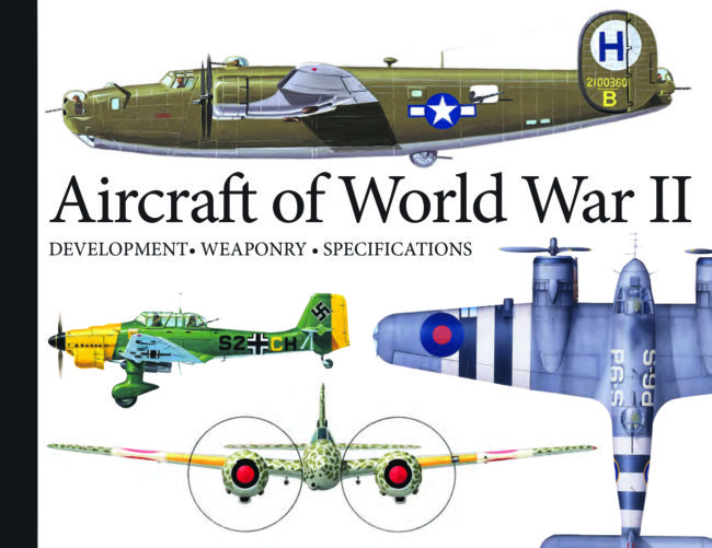 Aircraft of World War II: Landscape Pocket Guides