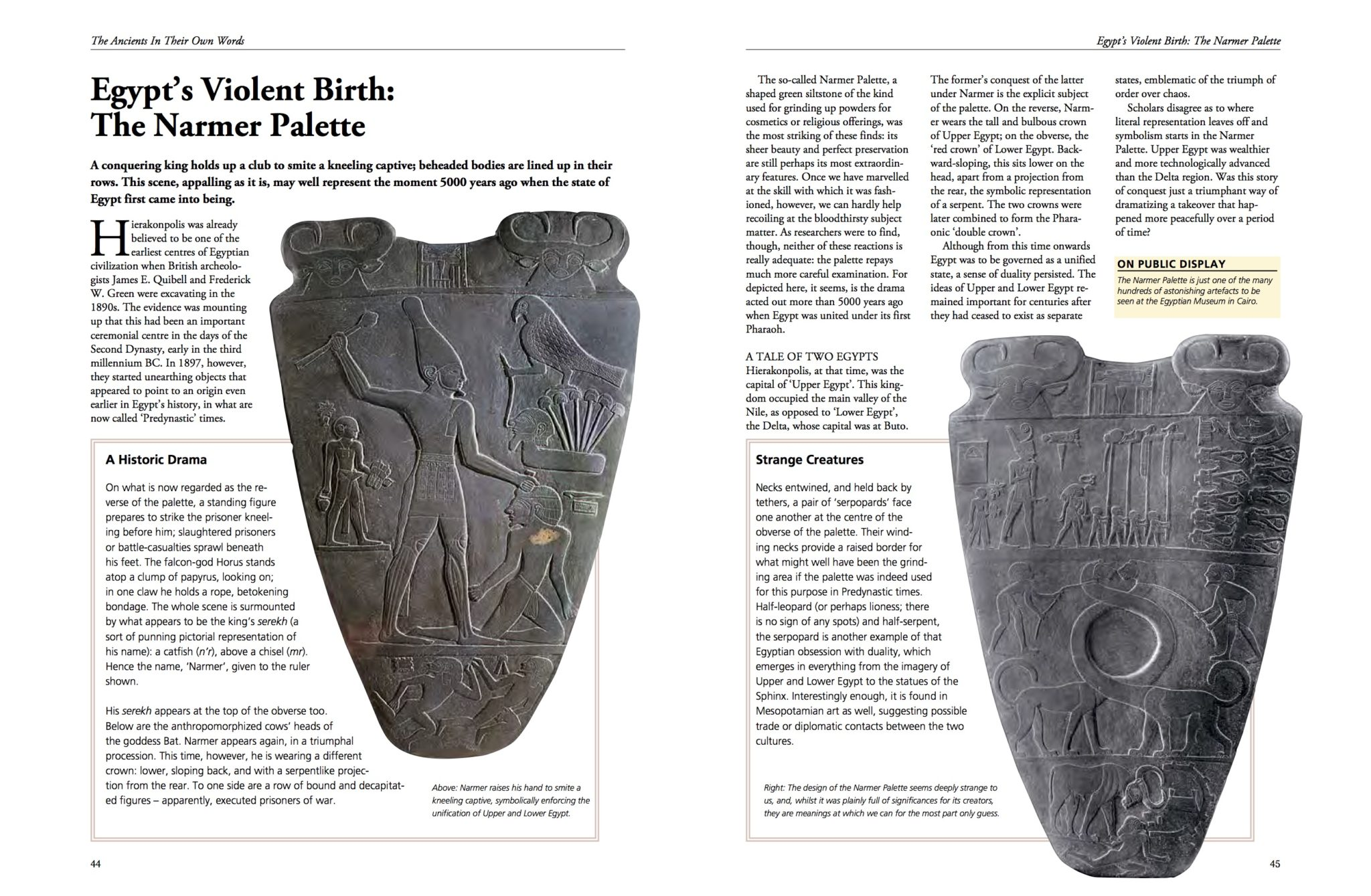 Ancient Peoples In Their Own Words - Amber Books