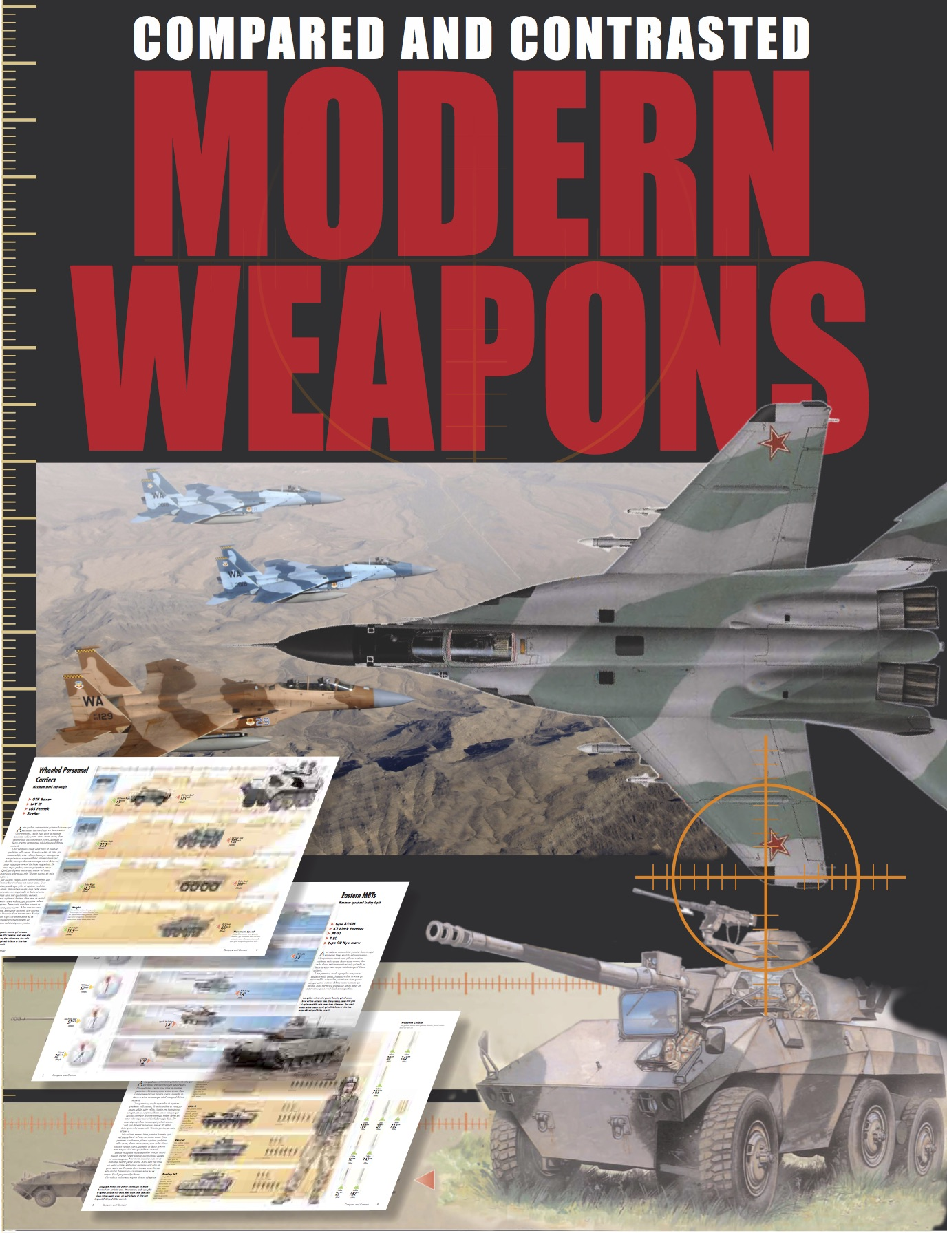 Modern Weapons: Compared and Contrasted