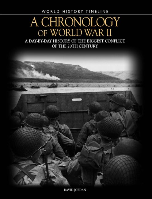 Chronology of World War II