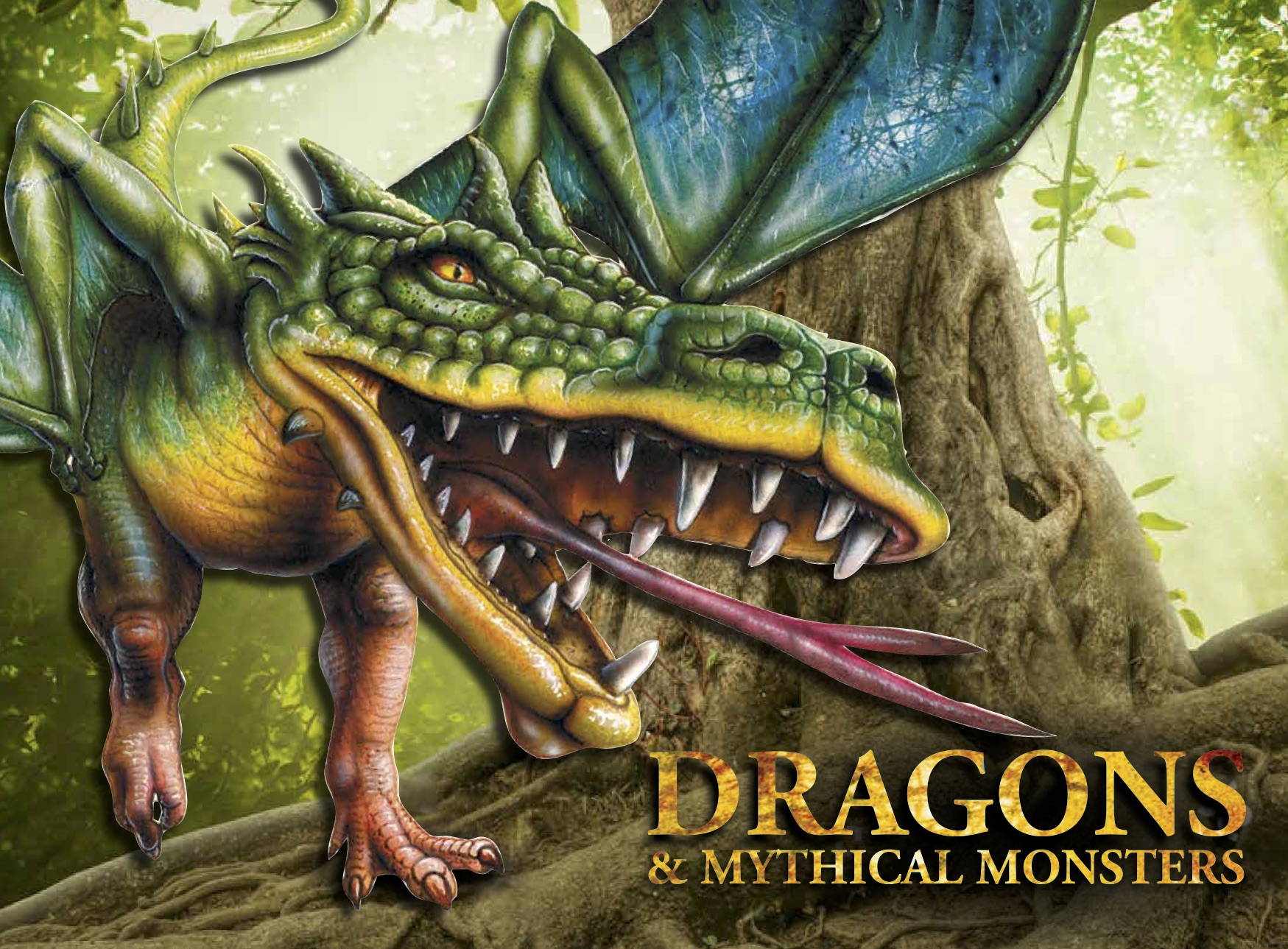 Dragons & Mythical Monsters