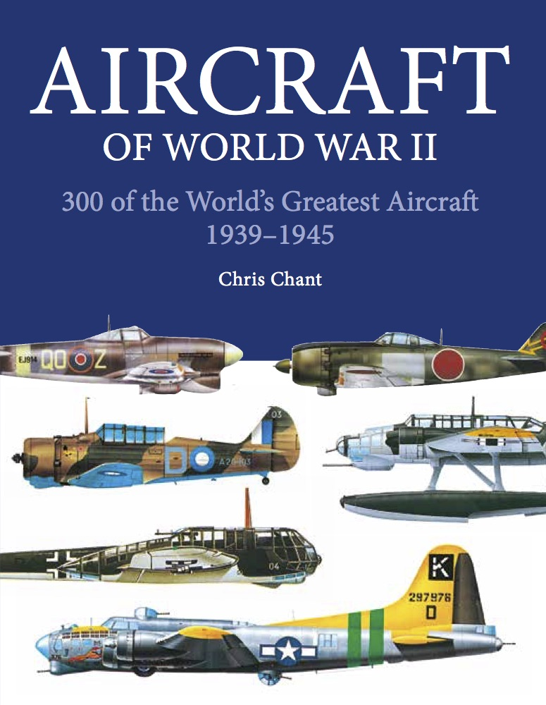 Aircraft of World War II: Mini Encyclopedia