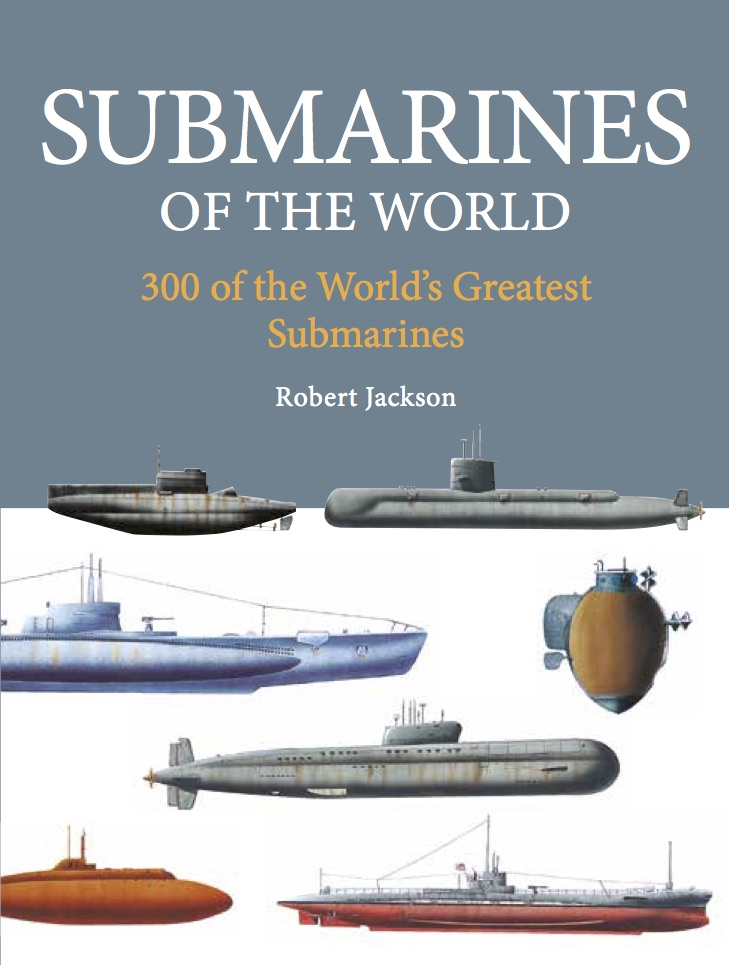 Submarines of the World: Mini Encyclopedia