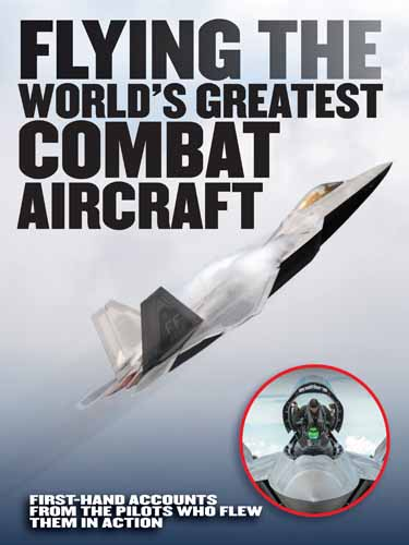 Flying the World's Greatest Combat Aircraft