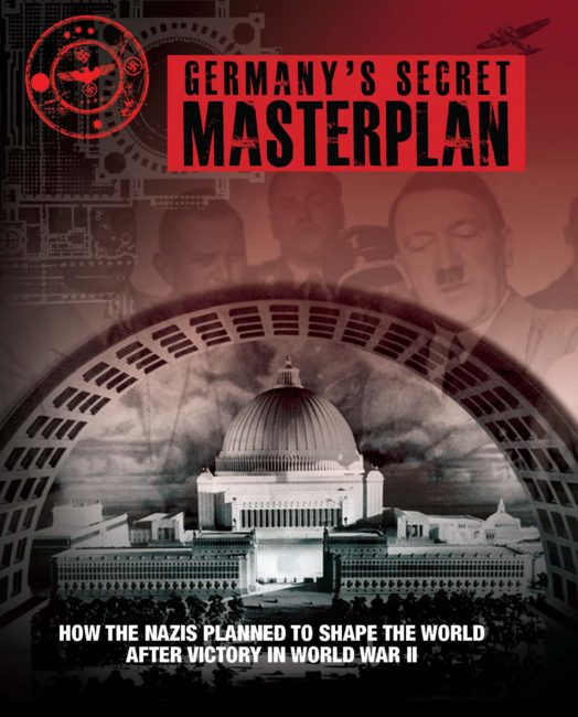 Germany's Secret Masterplan in World War II
