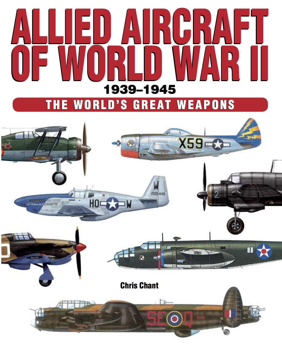 Allied Aircraft of World War II: World's Great Weapons