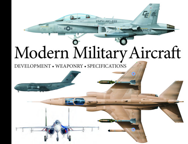 Modern Military Aircraft: Landscape Pocket Guides