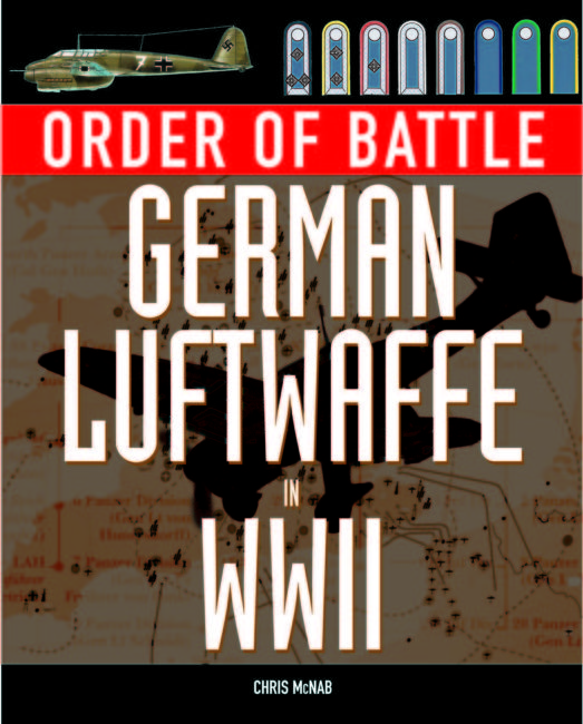 German Luftwaffe in WWII: Order of Battle