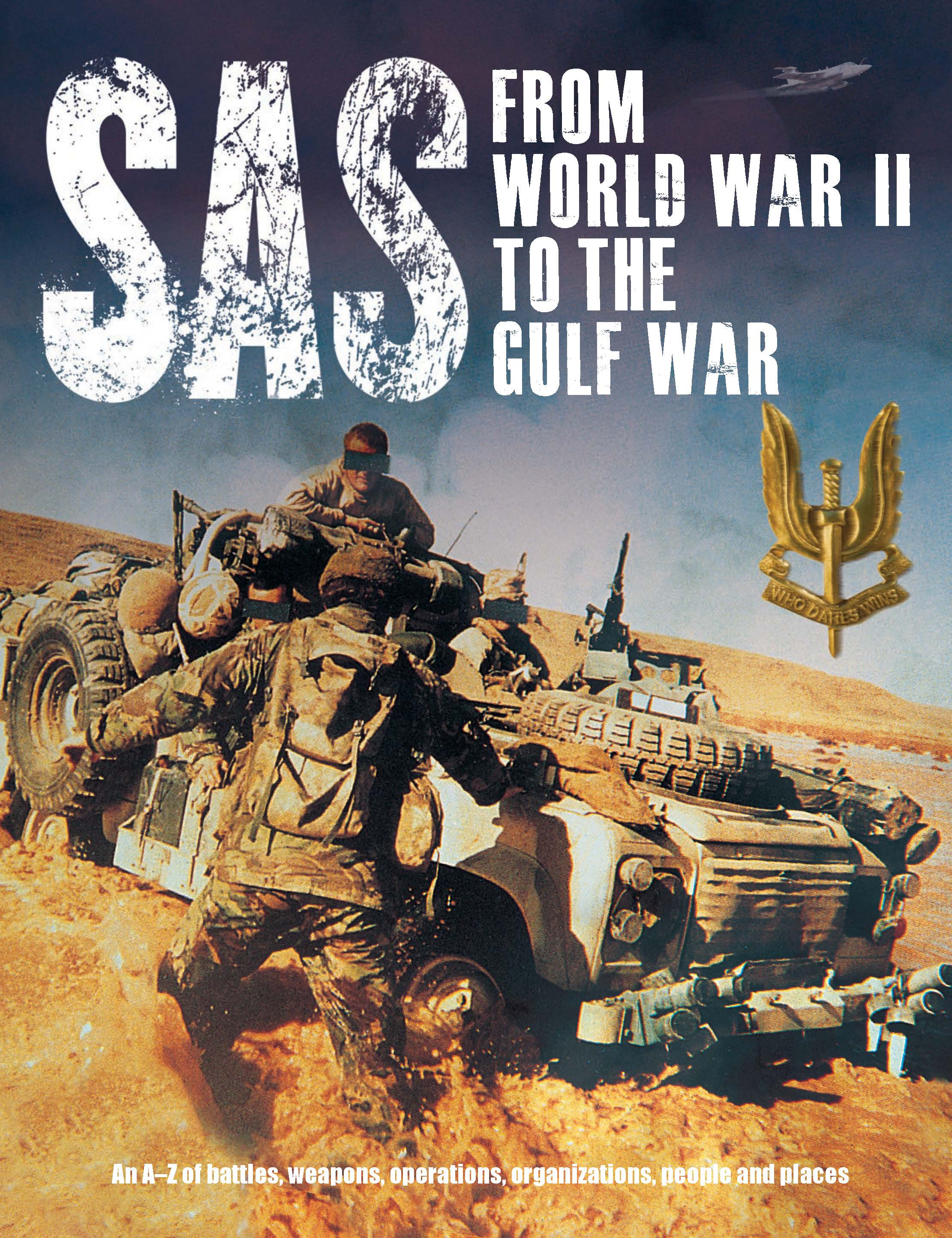 SAS: From World War II to the Gulf War