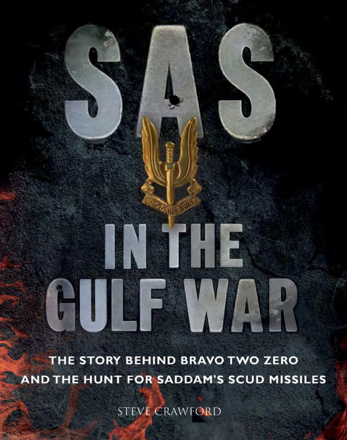 SAS in the Gulf War