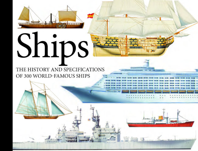 Ships: Landscape Pocket Guides