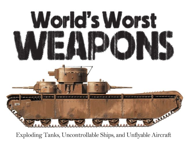 World's Worst Weapons: Landscape Pocket Guides