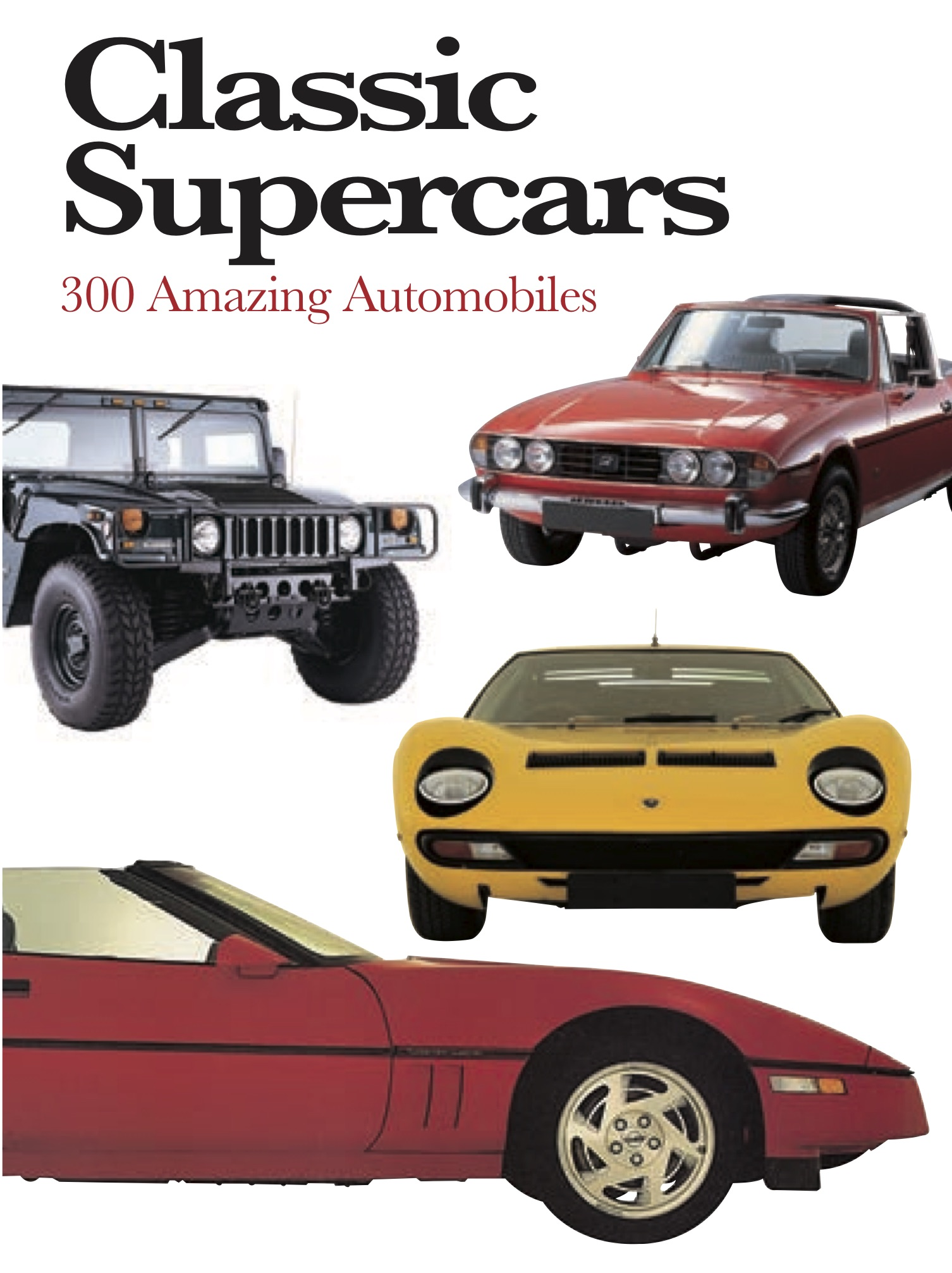 Classic Supercars: Mini Encyclopedia