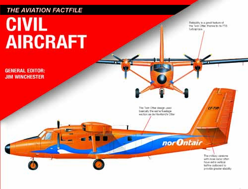 Civil Aircraft: The Aviation Factfile