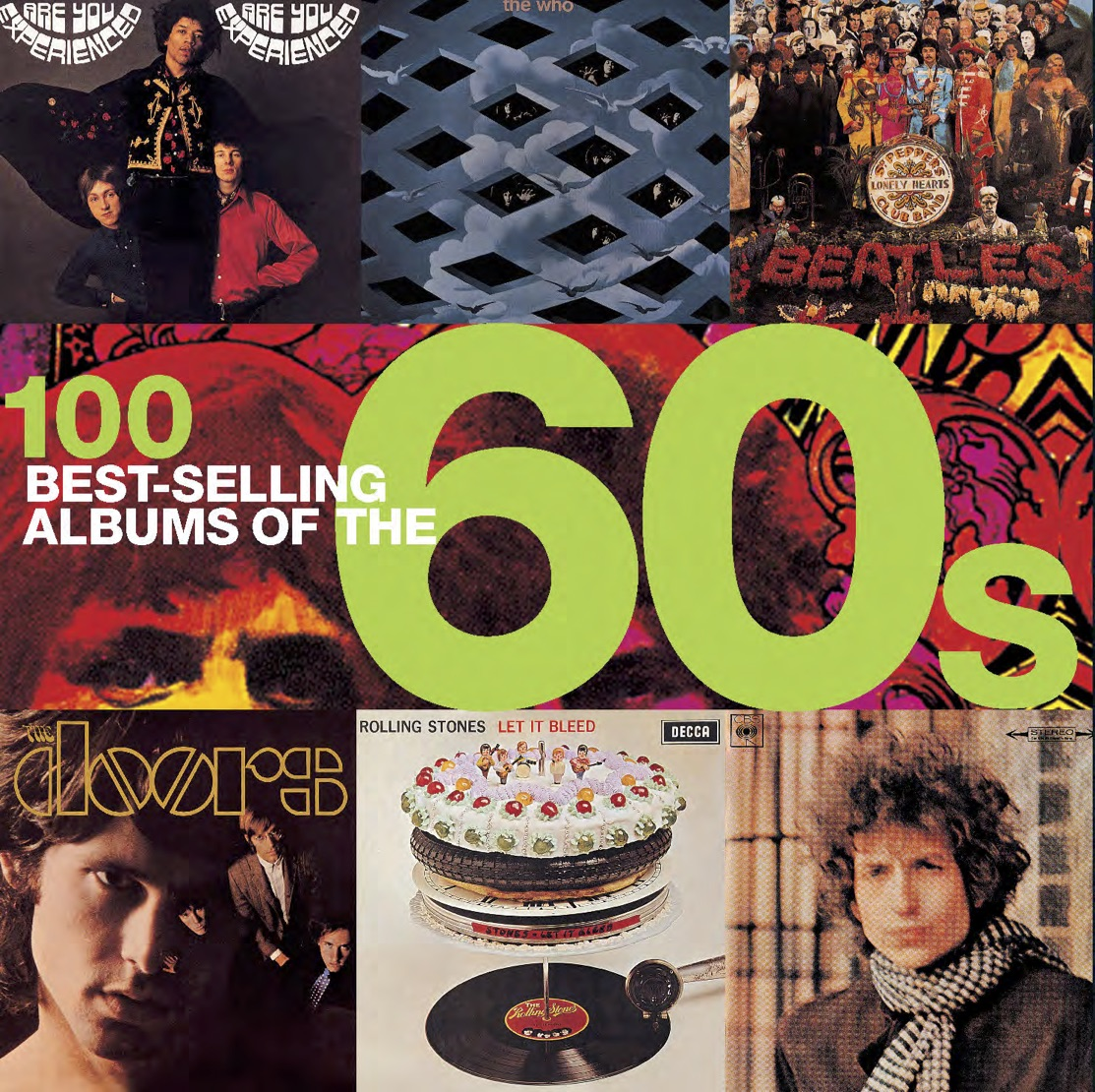 100 Best-Selling Albums of the 60s
