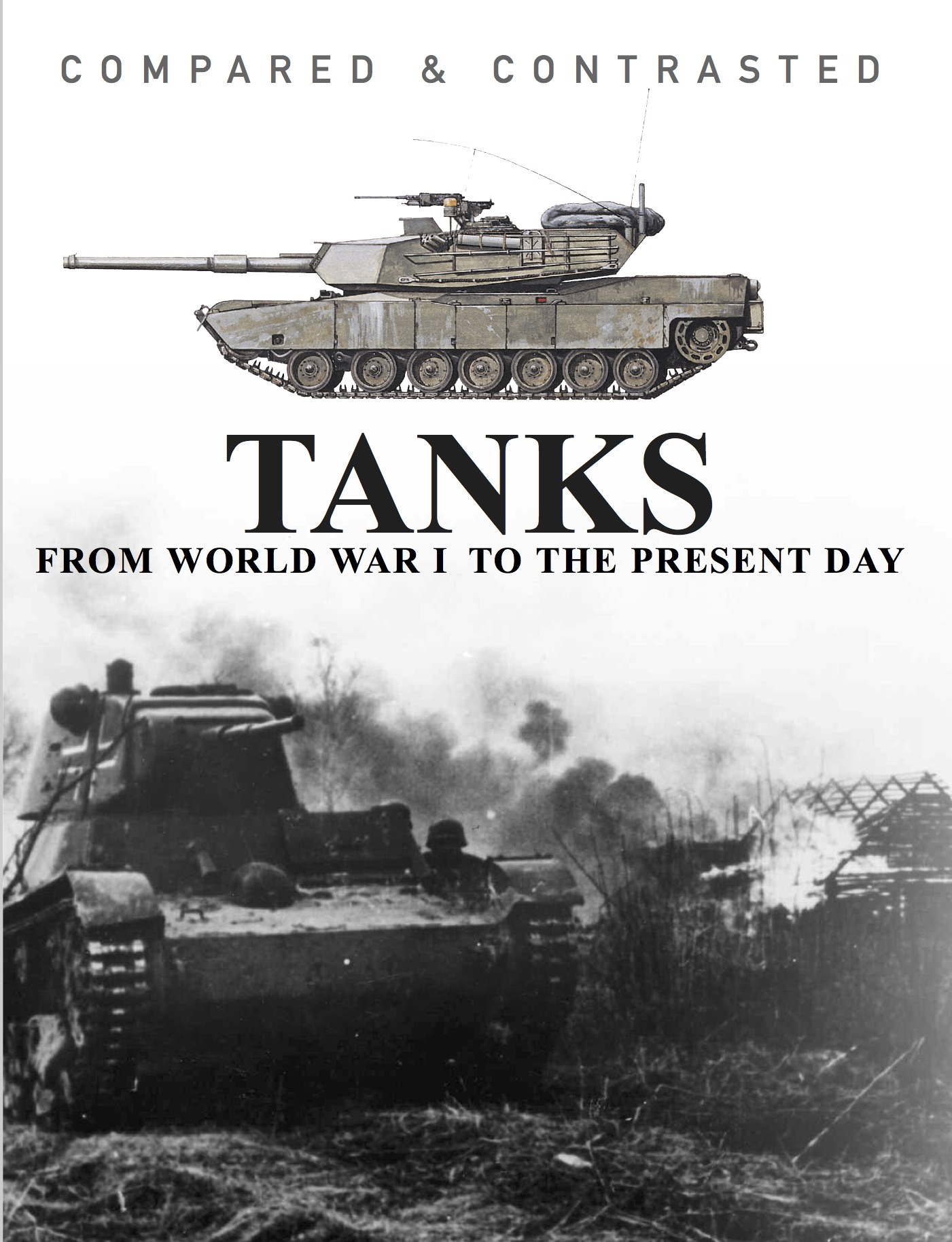 Tanks: Compared and Contrasted