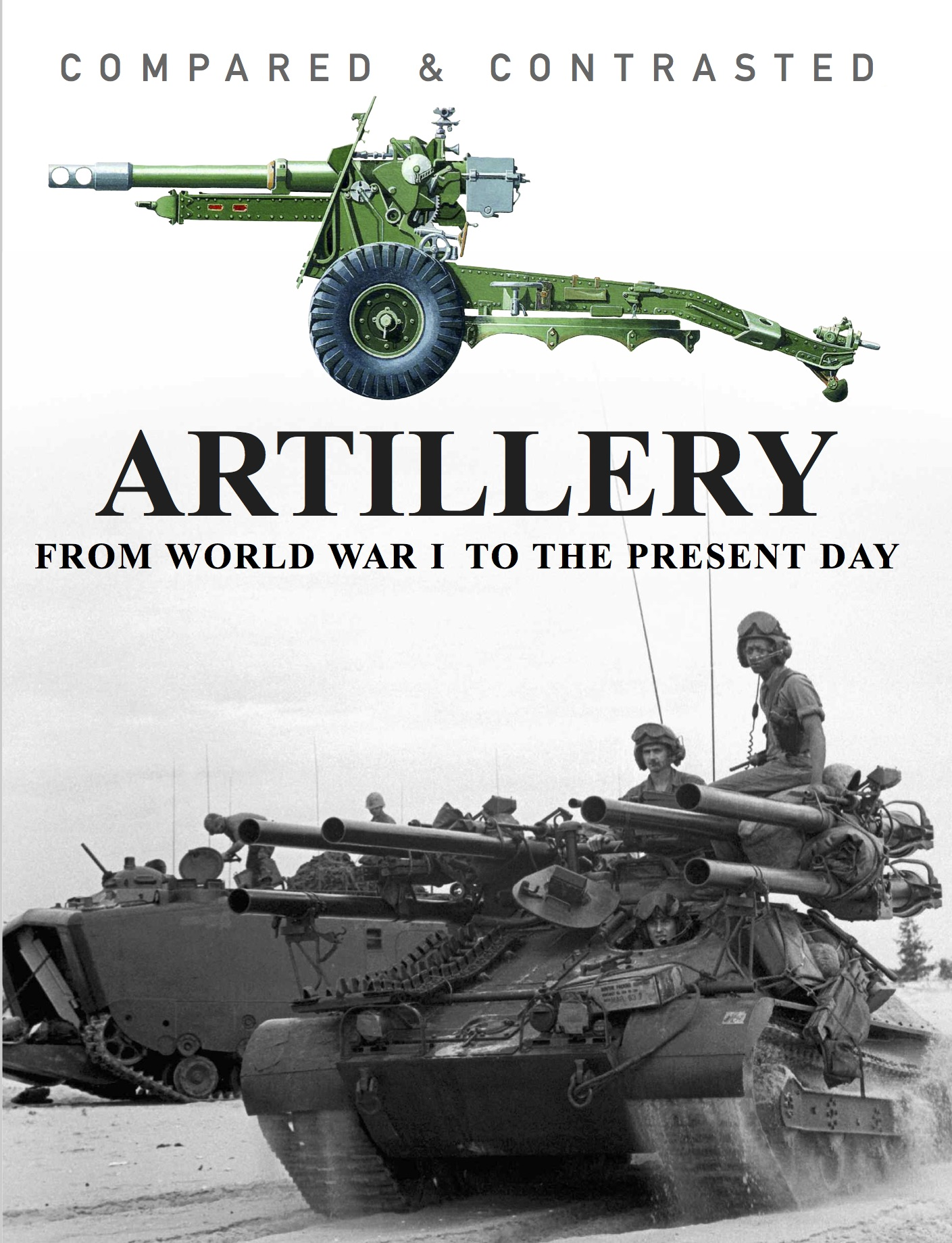 Artillery: Compared and Contrasted