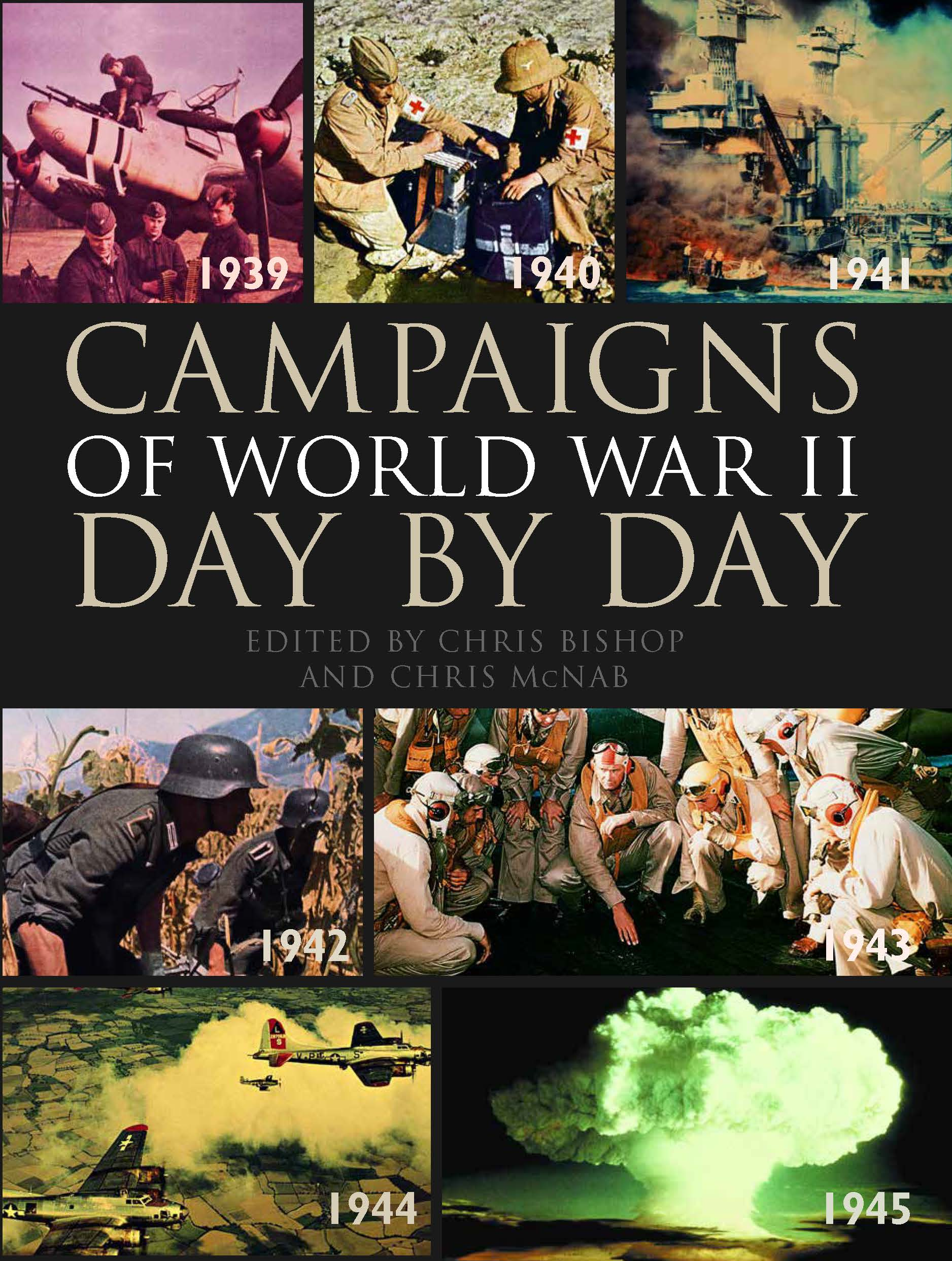 Campaigns of World War II: Day by Day