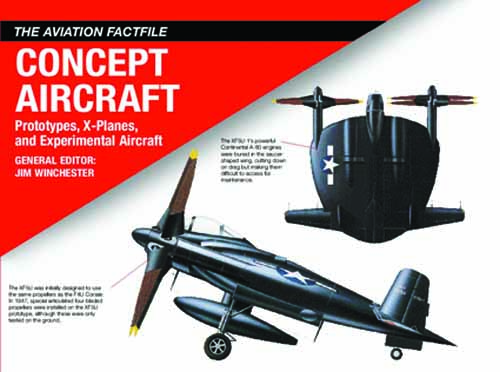 Concept Aircraft: The Aviation Factfile