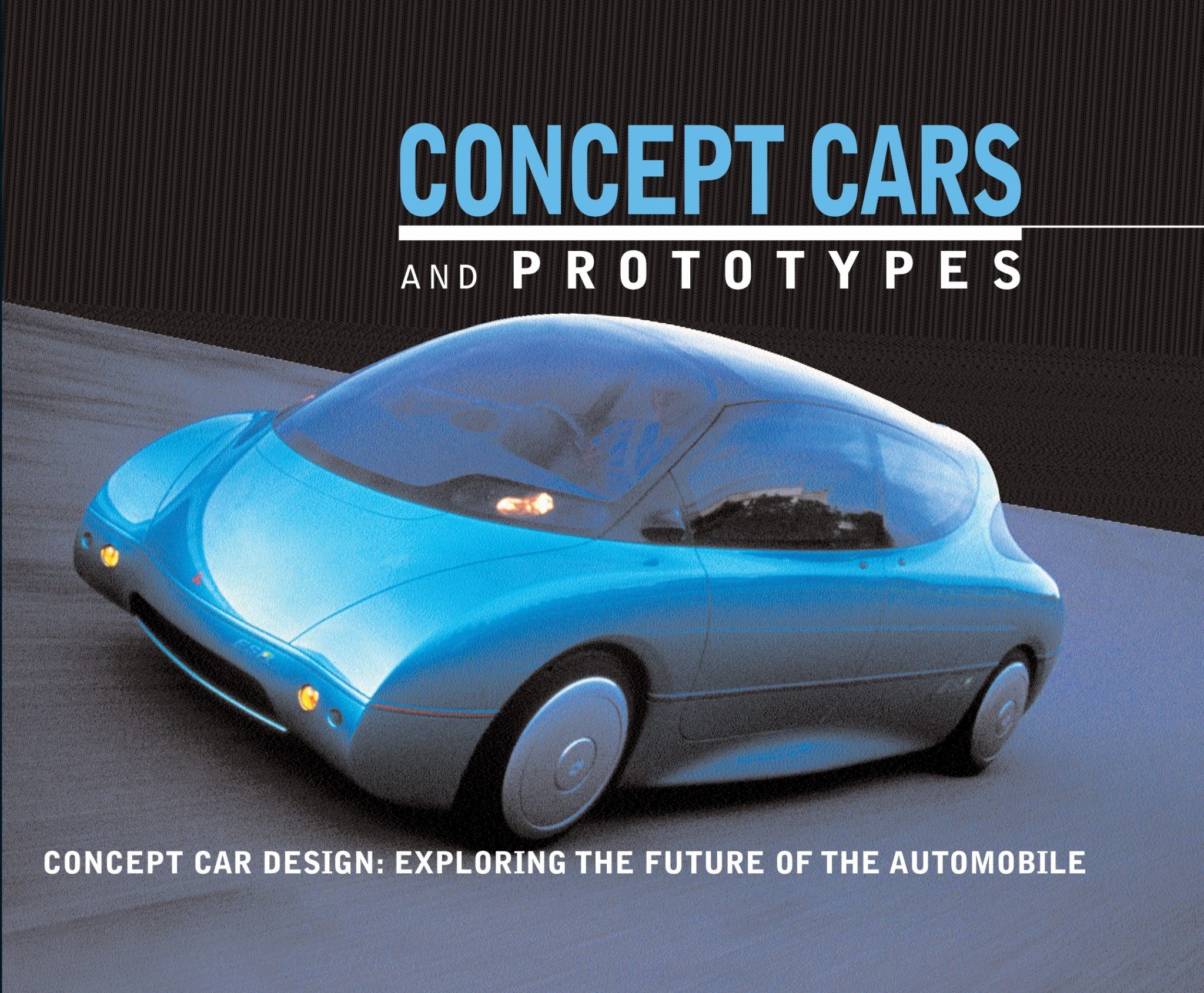 Concept Cars and Prototypes: Landscape Pocket Guides