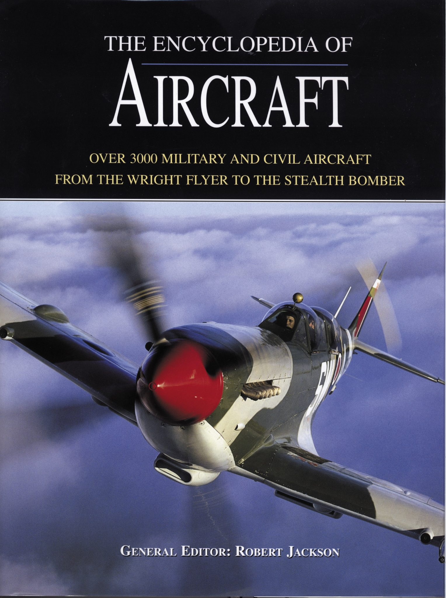 The Encyclopedia of Aircraft [544pp]