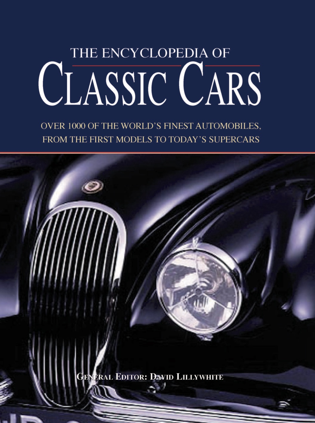 The Encyclopedia of Classic Cars [544pp]