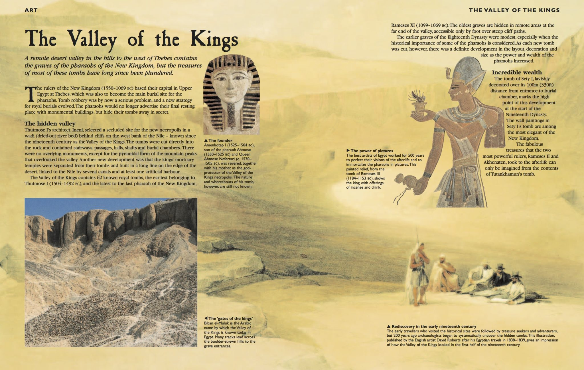 The Encyclopedia of Ancient Egypt - Amber Books