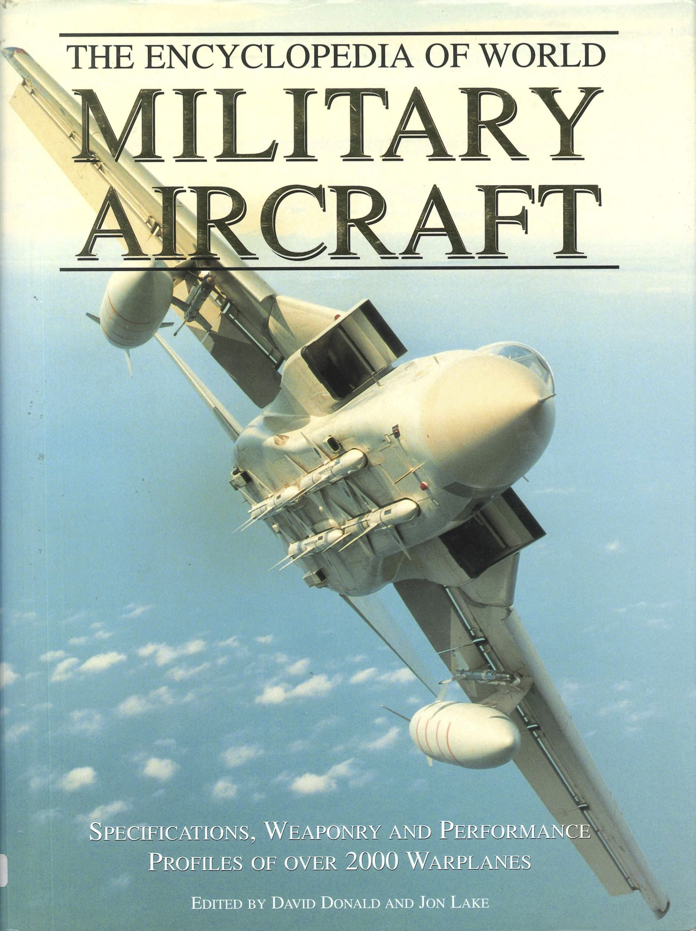 The Encyclopedia of World Military Aircraft