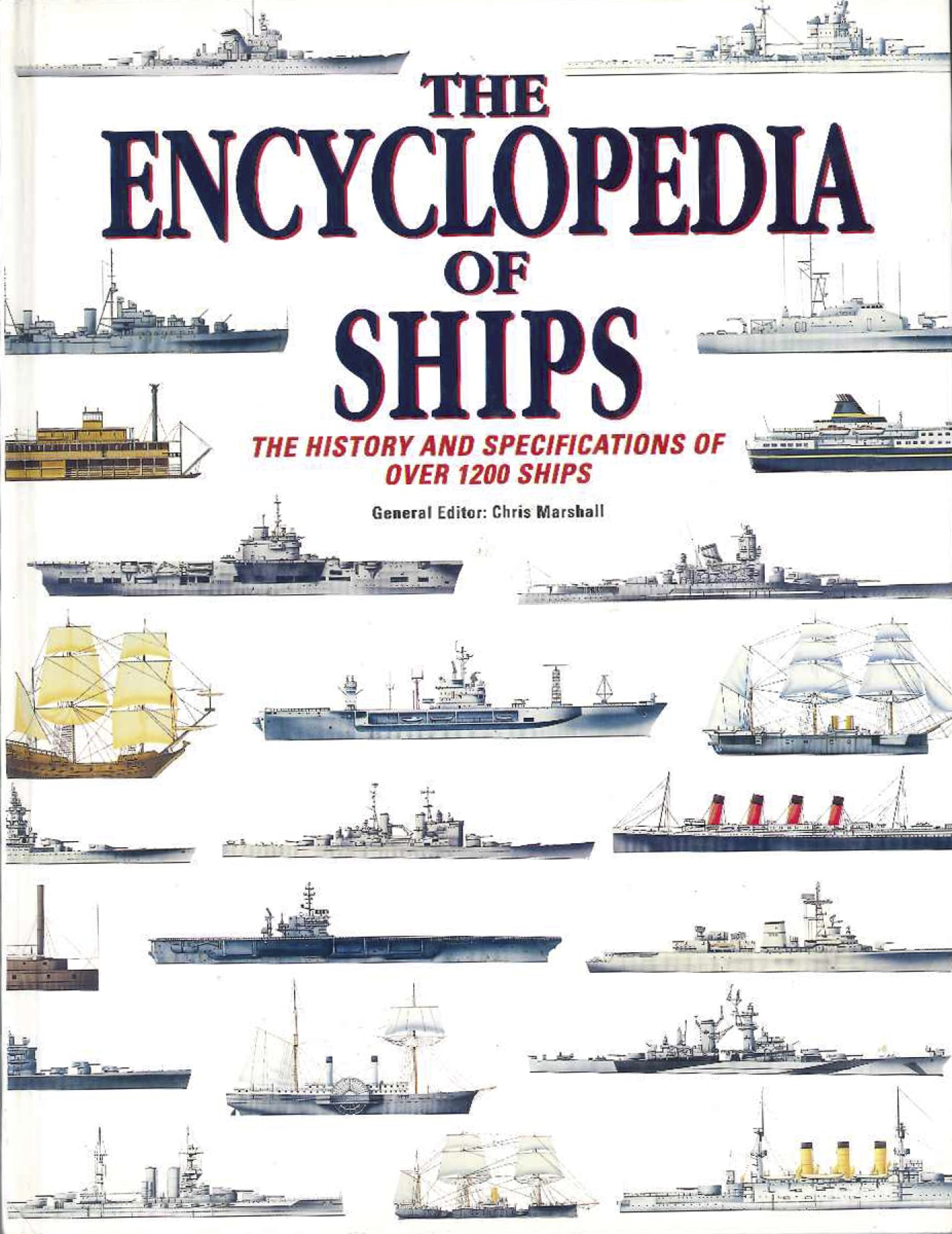 The Encyclopedia of Ships [288pp]