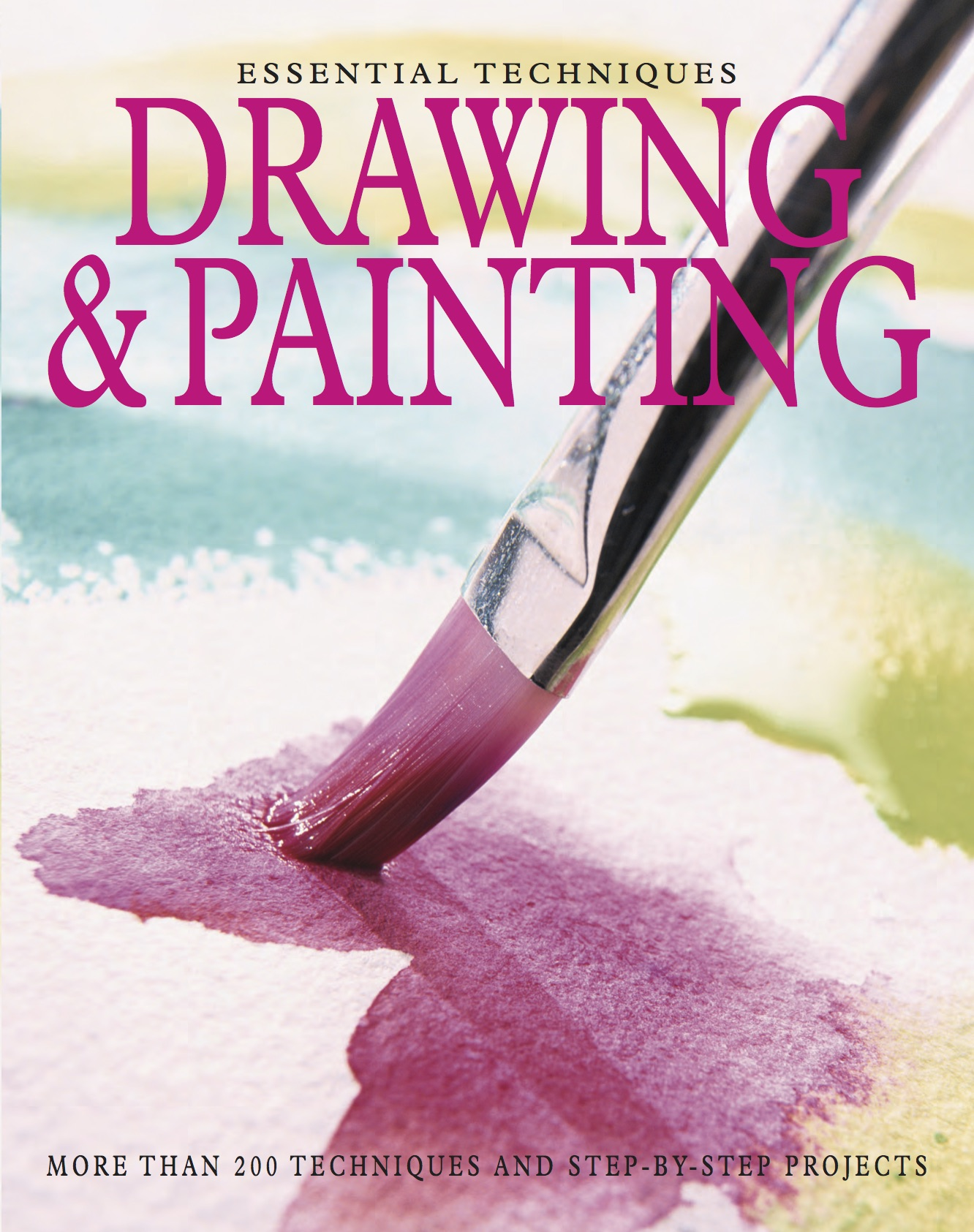 Essential Techniques: Drawing & Painting