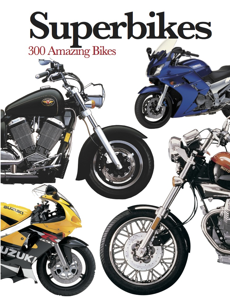 Superbikes: Mini Encyclopedia