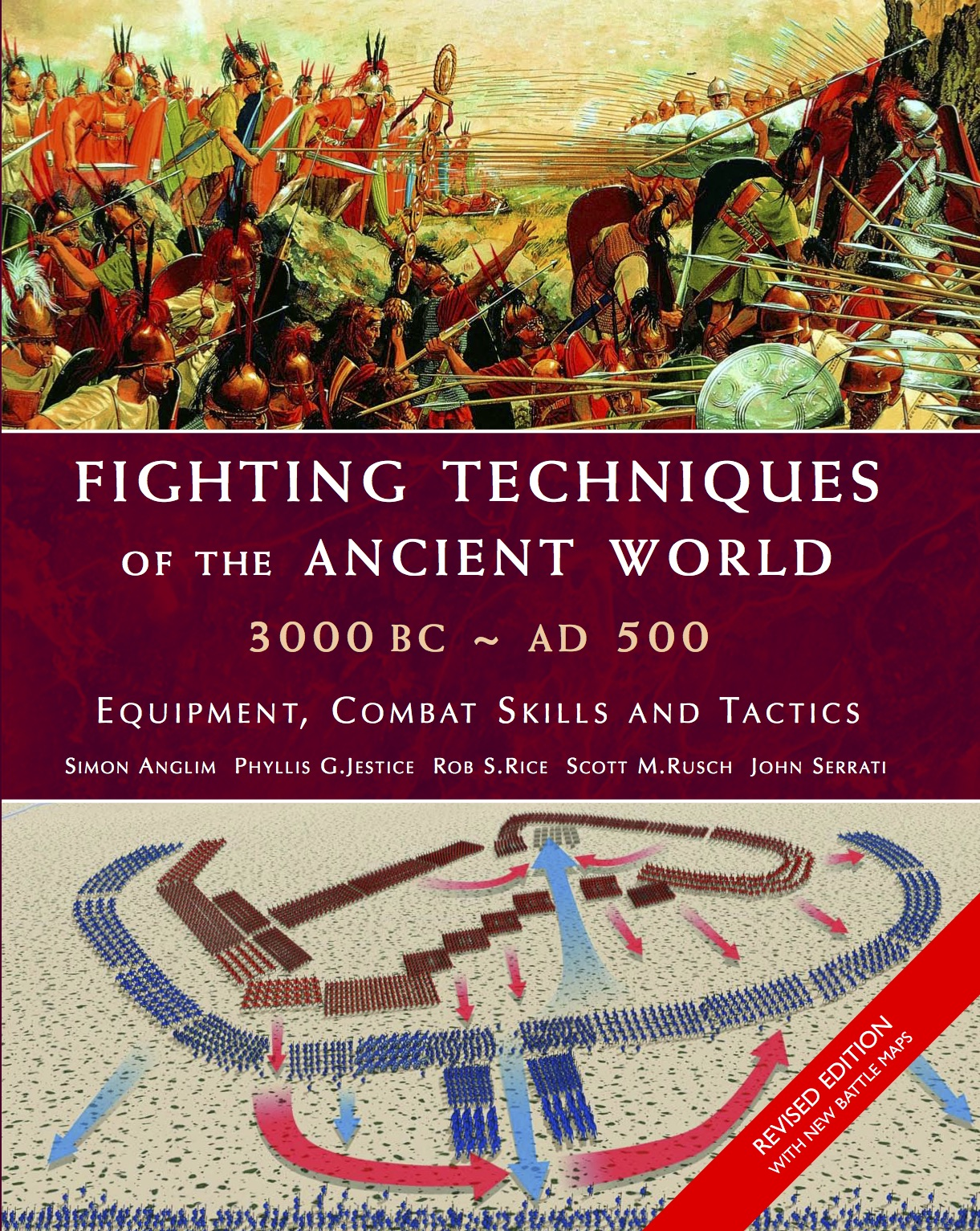 Fighting Techniques of the Ancient World
