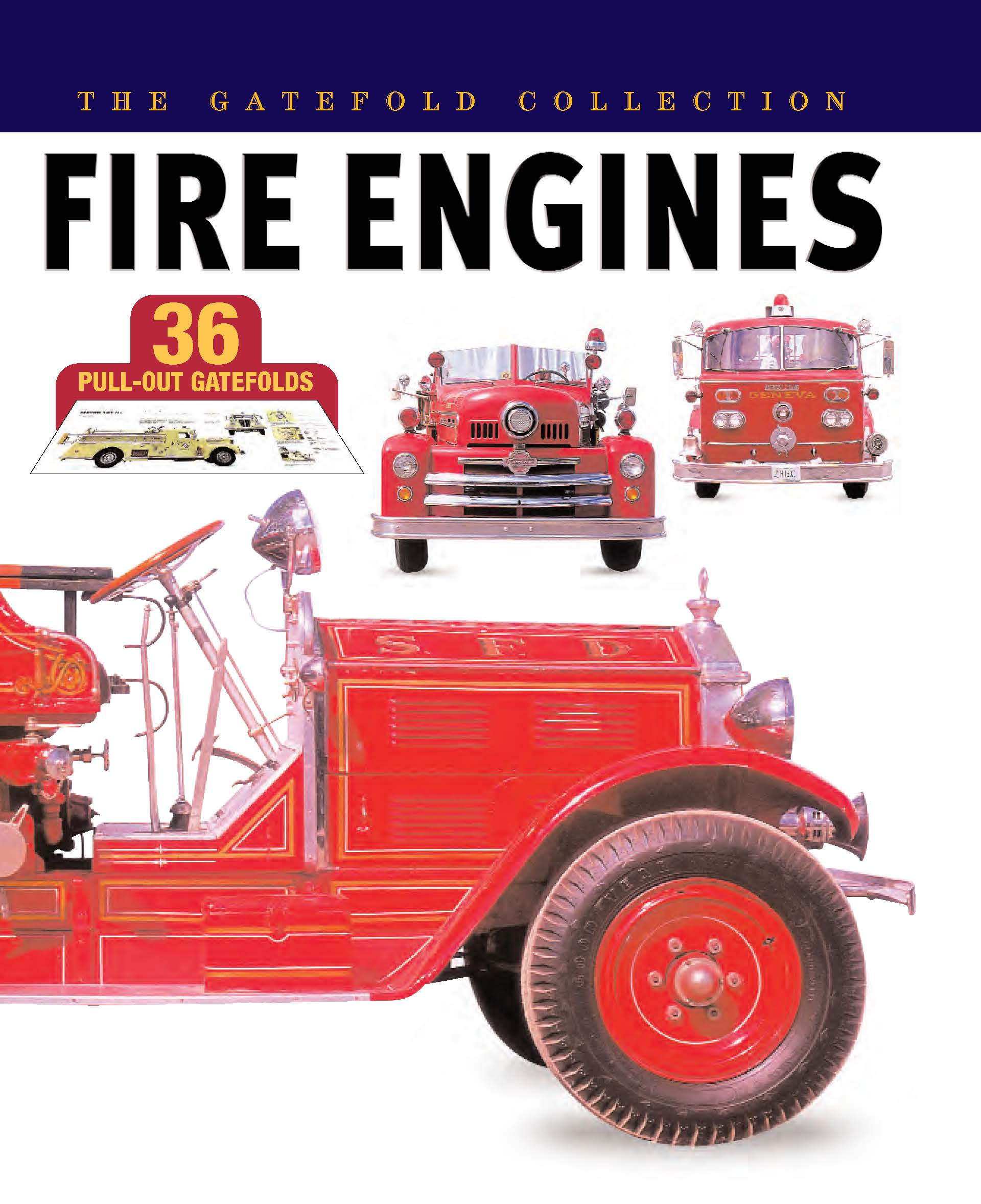 Fire Engines: The Gatefold Collection