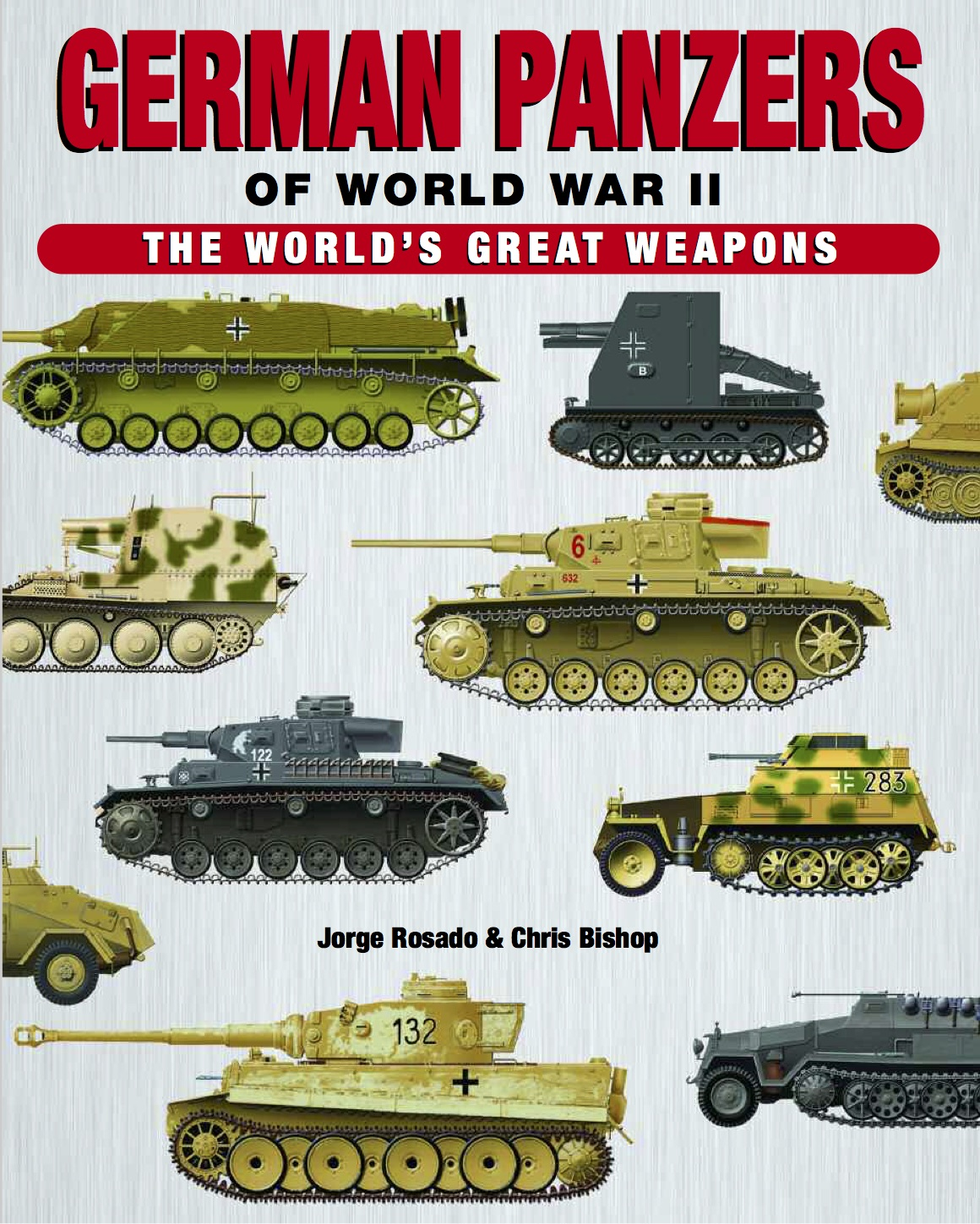 German Panzer Divisions: World's Great Weapons
