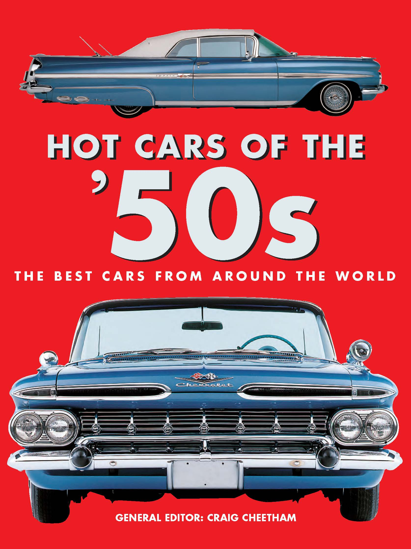Hot Cars of the 50s
