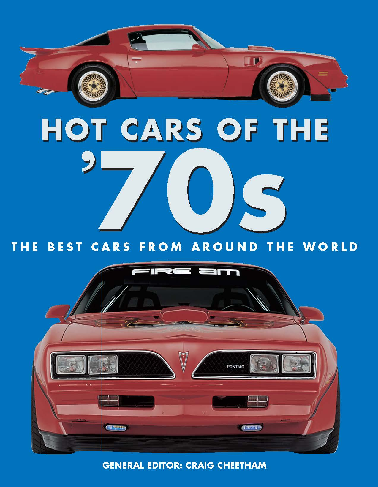 Hot Cars of the 70s