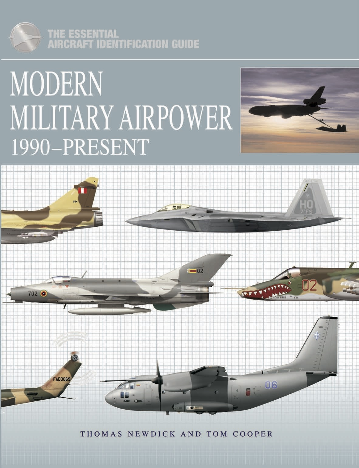 Modern Military Airpower: The Essential Aircraft Identification Guide