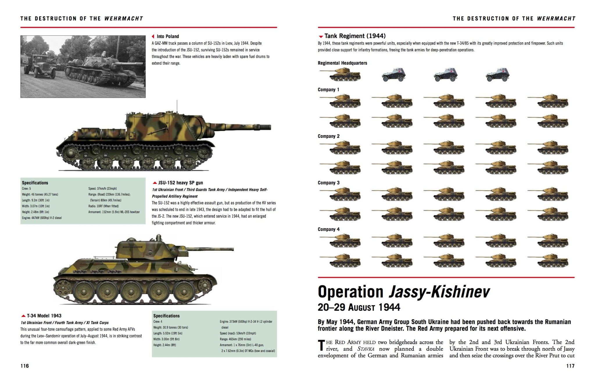 Soviet Tank Units 1939 45 The Essential Vehicle Id Guide Amber Books