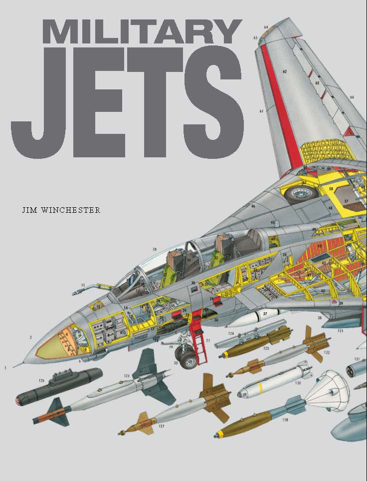 Military Jets: Inside Out